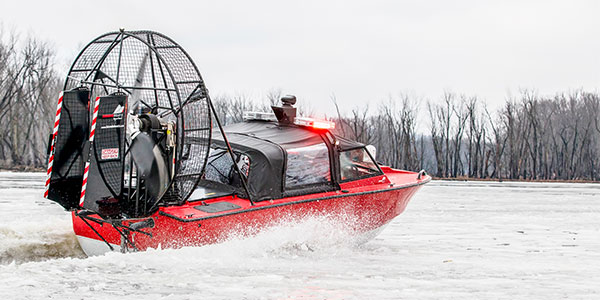 Biondo Rescue Airboat Gallery